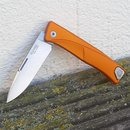 LionSteel Thrill Orange Taschenmesser Slipjoint